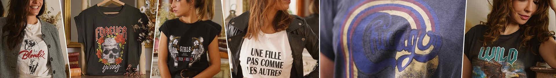 T-shirts | Les Impertinentes