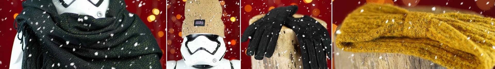 Scarves, Gloves & Bonnets | Impertinent